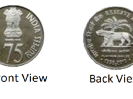 75 rupees coin released by PM to mark 75th anniversary of FAO of UN.