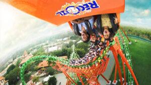 Wonderla Amusement Park,The Flash Times