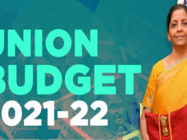 union budget 2021- 2022